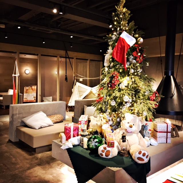 クリスマス 住宅